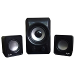 2.1 COMPUTER SPEAKER SYSTEM WITH SUBWOOFER