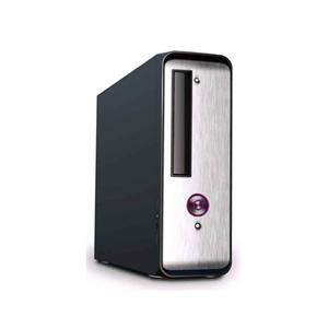Ultra Slim Micro Atx Case With 525w Psu