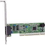 Tp-Link TM-IP5600 Internal 56K Data/Fax Modem. TM-IP5600 56KBPS INTERNAL DATA FAX MODEM MOTOROLA CHIPSET PCI B-ROUT. PCI - 56 Kbps