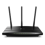 TP-Link AC1750 Smart WiFi Router - Dual Band Gigabit Wireless Internet Router for Home, Works with Alexa, VPN Server, Parental Control&QoS(Archer A7)