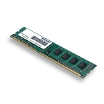 Patriot Signature 4GB DDR3 PC3-12800 (1600MHz) CL11 DIMM 4 Memory Module PSD34G160081
