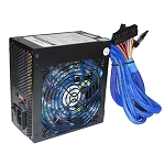 700W POWER SUPPLY WITH 120MM TRANS FAN 20+4+4IDE+1FDD+2SATA+P6(PCI) +P8(4+4)+P8(6+2)