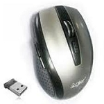 2.4G MINI WIRELESS MOUSE W/NANO RECEIVER