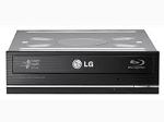 LG 14x Sata BD-Rewriter Internal H/H Black No/Sotware, Model: WH14NS40K - OEM