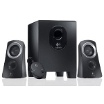 Logitech Z313 Multimedia 2.1 Speakers System - Retail :: 980-000382