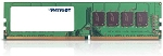 Patriot Memory Signature Line DDR4 4GB (1x4GB) UDIMM Frequency: 2400MHz (PC4-19200) 1. 2 Volt - PSD44G240082