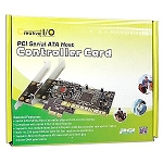 4-Channel SATA Silicon Image Sil3114 PCI Controller Card