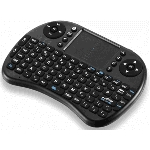 2.4GHz mini wireless multimedia keyboard