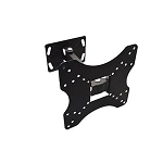 "Full motion arm TV wall mount VESA 200X200, fits: 14"" to 42"""