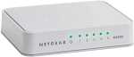 NETGEAR 5-Port Gigabit Ethernet Unmanaged Switch, Desktop, 10/100/1000Mbps