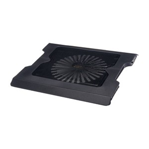 LAPTOP COOLING PAD WITH 120MM BLUE LED FAN